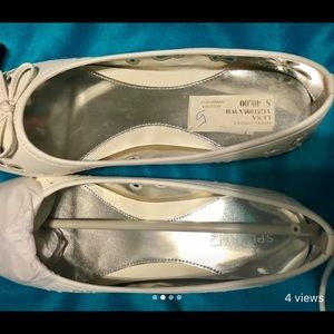 Girls size 5. Women's size 6.5 Sperry dress shoes
